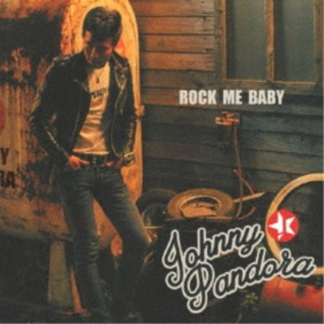 JOHNNY PANDORA/ROCK ME BABY 【CD】