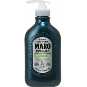 マーロ 薬用デオスカルプトリートメント グリーンミントの香り