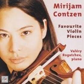 ミリヤム・コンツェン/メロディ~ヴァイオリン小曲集 【CD】