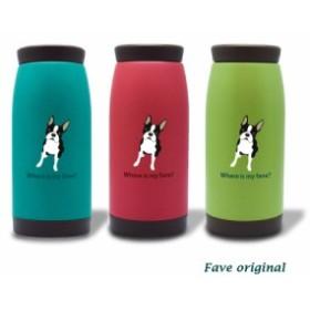ボステリ 保温 保冷 真空 マグボトル ステンレス 水筒 ボストンテリア ブルドッグ 犬 ペット 動物 アニマル