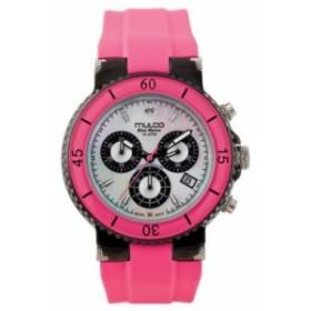 【当店1年保証】マルコMulco Women's MW3-70604-088 Bluemarine Chronograph Swiss Movement Watch