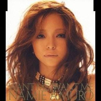 安室奈美恵/WANT ME,WANT ME 【CD】