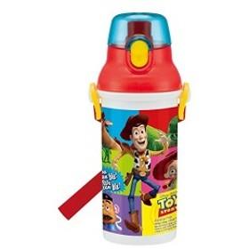 直飲み 水筒 プラワンタッチ ボトル 480ml トイストーリー 17 ディズニー PSB5SAN