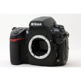 【中古 保証付 送料無料】 Nikon D700