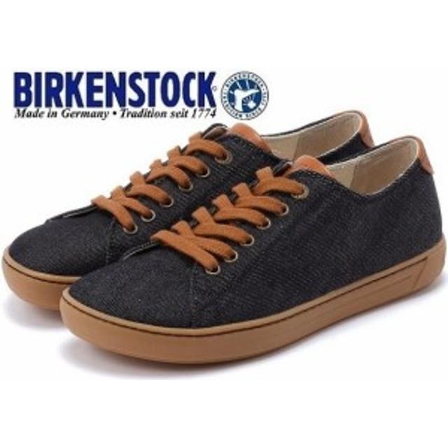 db38ab05a1bf BIRKENSTCK ビルケンシュトック 靴 ビルケン スニーカー ARRAN アラン デニムブルー415503