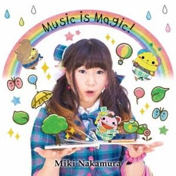 中村ミキ/Music is Magic! 【CD】