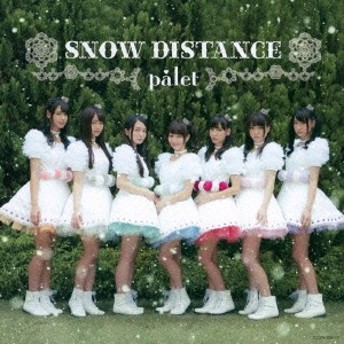 palet/SNOW DISTANCE《Type-A》 【CD+DVD】