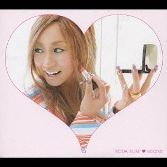 倖田來未/secret 【CD+DVD】
