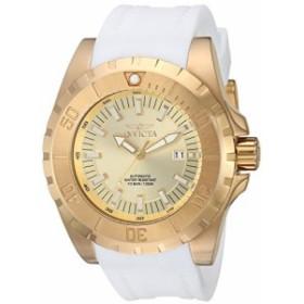 【当店1年保証】インヴィクタInvicta Men's Pro Diver Automatic-self-Wind Watch with Silicone Stra