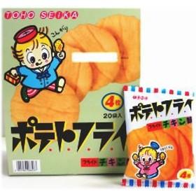東豊 ポテトフライ フライドチキン 11g×20袋
