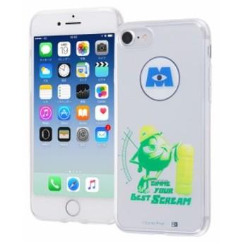 iphone7ケース モンスターズインク TPU ケース + 背面パネル モンスターズ・インク 16 モンスターズインク iphone7 iphone 7