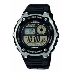 【当店1年保証】カシオCasio Collection Men's Watch AE-2100W-1AVEF