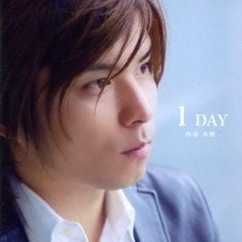 西浦秀樹/1 DAY《Type C》 【CD】