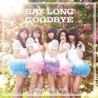 東京女子流/Say long goodbye/ヒマワリと星屑 -English Version-《Type-C》 【CD】