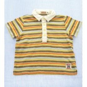 ミキハウス MIKIHOUSE 半袖ポロシャツ 100cm 男の子 キッズ 子供服 100B702855