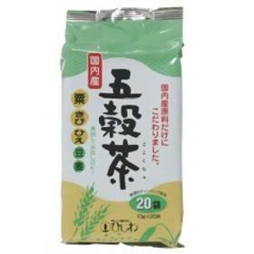 ひしわ 五穀茶 国内産雑穀使用 煮出し用(10g20袋入)[ブレンド茶]