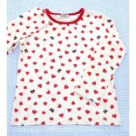 ミキハウスダブルビー MIKIHOUSE DOUBLE_B 長袖Tシャツ 120cm 女の子 キッズ 子供服