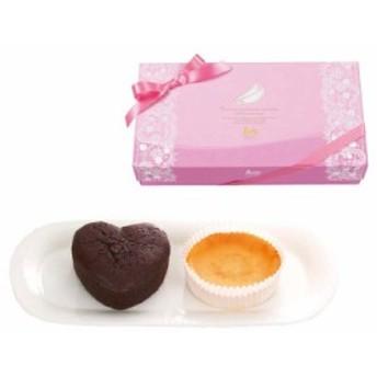 スイーツ お取り寄せ セット チョコレート 結婚式 おしゃれ 手土産 挨拶 ハートショコラ&チーズケーキ セ・ボー