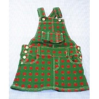 デイアフタートゥモロー DAT ジャンバースカート デニム 120cm 緑系 オールインワン 女の子 キッズ 子供服 通販 買い取り