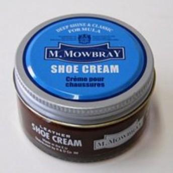 M.MOWBRAY エム.モゥブレィ シュークリーム ダークブラウン 10
