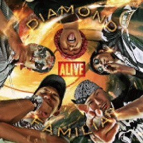 DIAMOND FAMILIA/ALIVE 【CD】