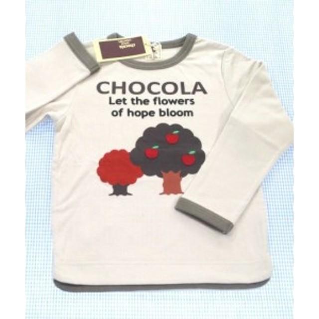 af7493b2c989d ショコラ chocola 長袖Tシャツ 110cm 新品 女の子 キッズ 子供服 通販 ...