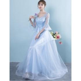 披露宴 結婚式 ドレス 花嫁 パーティドレス お呼ばれドレス ウェディングドレス 二次会ドレス 卒業式エレガンドレス