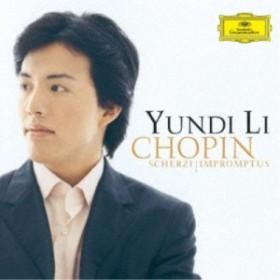 ユンディ・リ/ショパン:4つのスケルツォ/4つの即興曲 【CD】