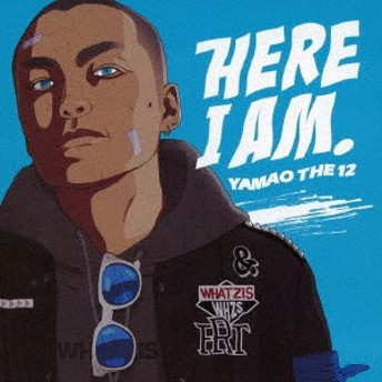 YAMAO THE 12/HERE I AM. 【CD】
