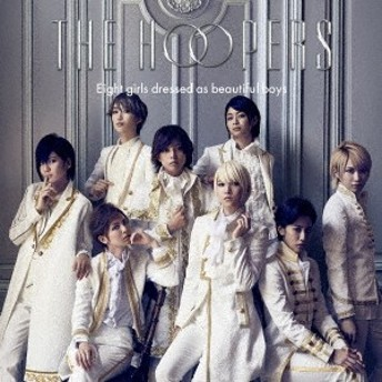 THE HOOPERS/FANTASIA《通常盤》 【CD】