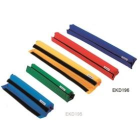 エバニュー(EVERNEW) 鉄棒補助パットS(8本入) 青 EKD196 日本製