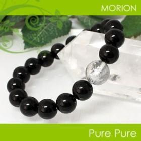 パワーストーン 天然石 ブレスレット 四神水晶 天然 モリオン黒水晶 パワーストーン 天然石 ブレス