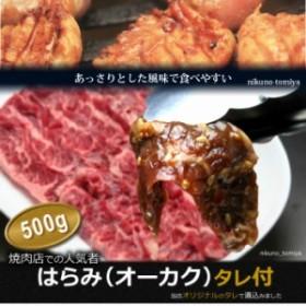 たれ付きハラミ 焼肉 500g