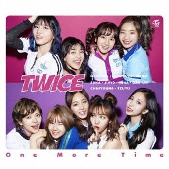 TWICE/One More Time《限定盤B》 (初回限定) 【CD+DVD】
