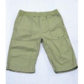 ソルボワ SOLBOIS ハーフパンツ 半ズボン 130cm 男の子 キッズ 子供服