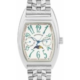 12cf503fe3 ≪安心の日本製≫[GRANDEUR-グランドール]紳士用 クロノグラフ 腕時計 ...