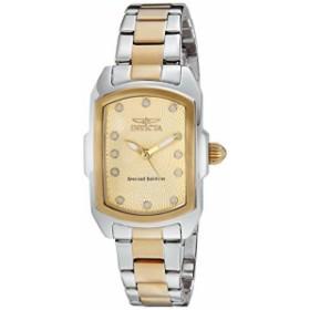 【当店1年保証】インヴィクタInvicta Women's 15844 Lupah Analog Display Quartz Two Tone Watch
