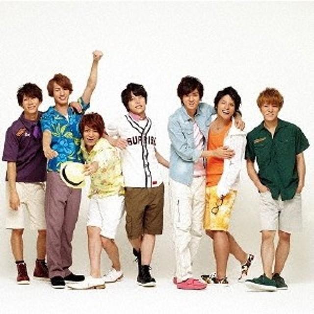 ジャニーズWEST/go WEST よーいドン! 【CD】