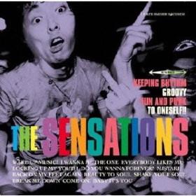 THE SENSATIONS/THE SENSATIONS 【CD】