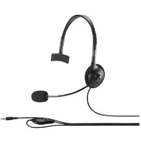 バッファロー BSHSHCM100BK 片耳ヘッドバンド式ヘッドセット 4極BUFFALO[BSHSHCM100BK]【返品種別A】