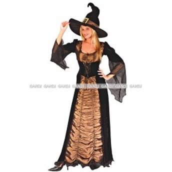 魔女 コスプレ 衣装 ハロウィン レディース 魔女 コスプレ 大人用 パティ衣装 コスチューム 仮装 7942