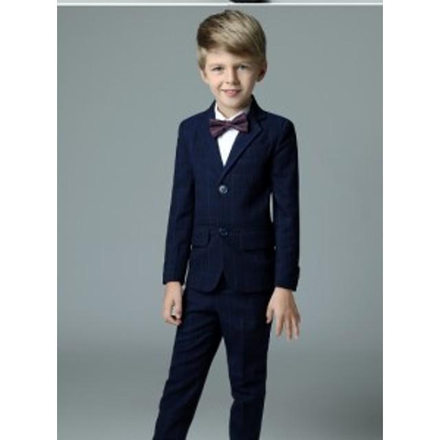 1879fdb3f98e5 最高級 男の子 子供スーツ 入学式 5点セットキッズ タキシード 子供服 フォーマルスーツ