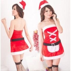 サンタ コスプレ サンタコス コスチューム クリスマス衣装 サンタコスチューム セクシー エロイ サンタコスチューム 大きいサイズ コス