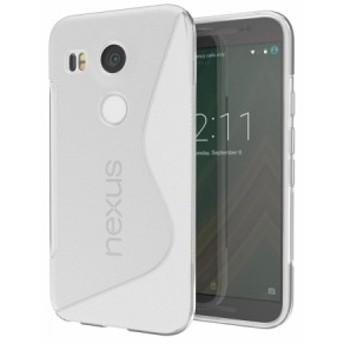 Google Nexus 5X TPU グリップケース ( ネクサス5X / docomo / Y!mobile / Simフリー 対応 )