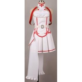 Gargamel  ソードアート・オンライン Asuna コスプレ衣装w1822