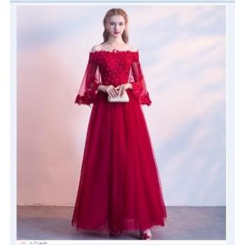 ウェディングドレスプリンセスドレス 新品人気 結婚式ドレス 花嫁ウェディングドレス