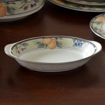 グラタン皿 19cm 洋食器 ガーデンハーベスト 硬質陶器 ( グラタン 皿 食器 電子レンジ対応 食洗機対応 オーブン対応 オーブンウェア