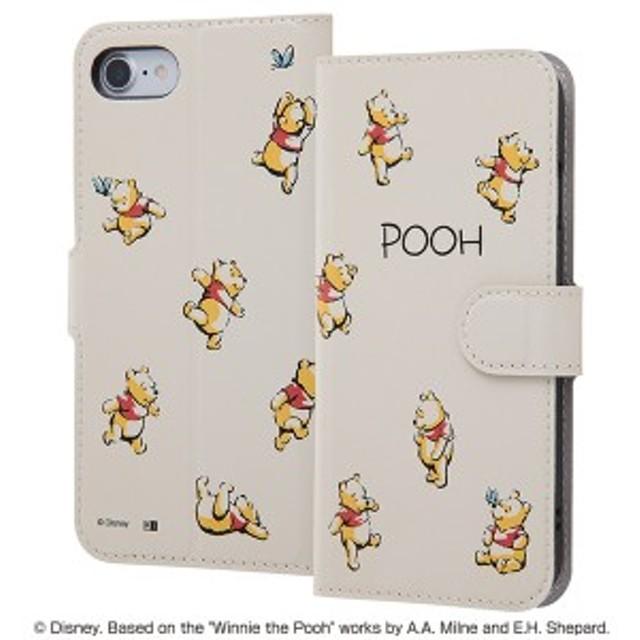 6144e8f24d iphone7 プーさん 手帳型ケース iphone7ケース プーさん iPhone 7 手帳型 ...