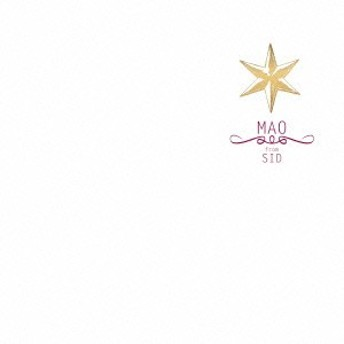 マオ from SID/星/月《初回生産限定盤B/星盤》 (初回限定) 【CD+DVD】