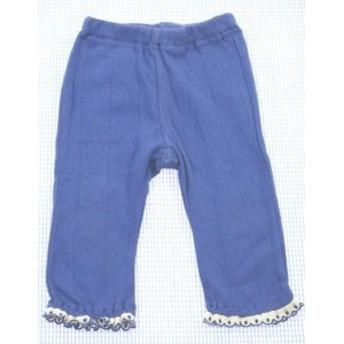 プチジャム Petit jam F.O レギンス パンツ 90cm 青系 ボトムス 女の子 キッズ 子供服 通販 買い取り